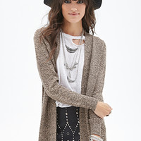 FOREVER 21 Classic Oversized Cardigan