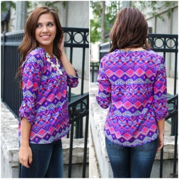 Renew & Refresh Blouse