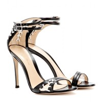 Carlie leather sandals