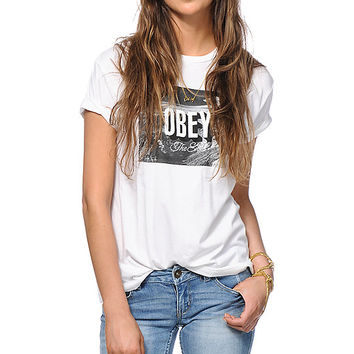 Obey The End T-Shirt
