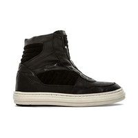 Swear Billie 1 Sneaker in Black