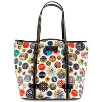 Disney Parks Buttons Mickey Mouse Tote Bag by Dooney & Bourke |  | Disney Store