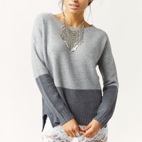 CASHMERE DARBY SWEATER