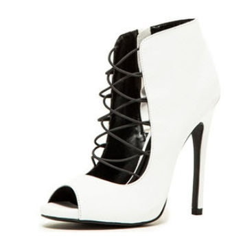 Love HER Style | Glee Strappy Bootie | Love Couture LA | For Fabulous Girls, For Dreamers, For Shopaholics.