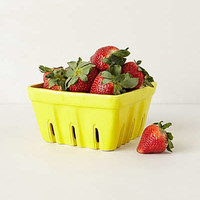 Farmers Market Basket by Anthropologie
