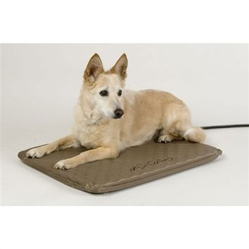 SheilaShrubs.com: Med. Lectro-Soft Outdoor Heated Bed KH1080 by K&H Manufacturing : Pet Beds & Mats