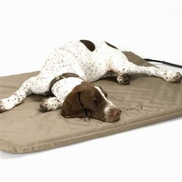 SheilaShrubs.com: Large Lectro-Soft Outdoor Heated Bed KH1090 by K&H Manufacturing : Pet Beds & Mats