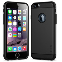 Slicoo Dual Anti Shock Protective Case for iPhone 6