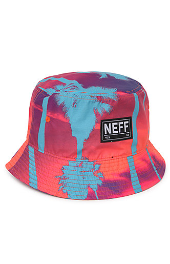 neff jetsream bucket hat mens backpack from pacsun
