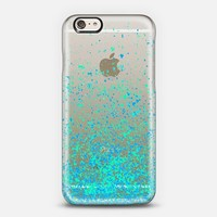 minty sparkles iPhone 5s case by Marianna Tankelevich | Casetify