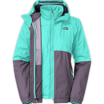 The North Face Women's Jackets & Vests INSULATED 3-IN-1 JACKETS WOMEN'S ALLABOUT…