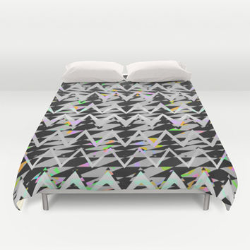 Mix #595 Duvet Cover by Ornaart | Society6