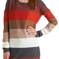 Jack by BB Dakota On the Horizon Line Sweater | Mod Retro Vintage Sweaters | ModCloth.com