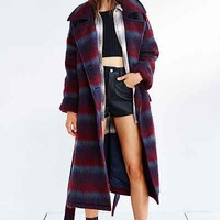 Ecote Oversized Robe Coat - Urban Outfitters
