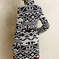Fairisle Sweater Jacket