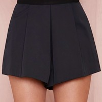 Nasty Gal Pretty Pleats Short