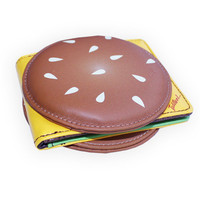 Lazy Oaf | Toddland Burger Wallet