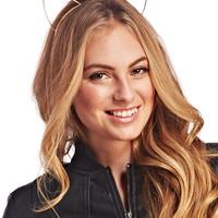Purr-fect Kitty Cutout Headband | Wet Seal