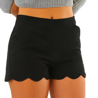 Changing The Game Shorts: Black