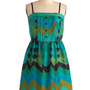 A Matter of Abstract Dress | Mod Retro Vintage Dresses | ModCloth.com