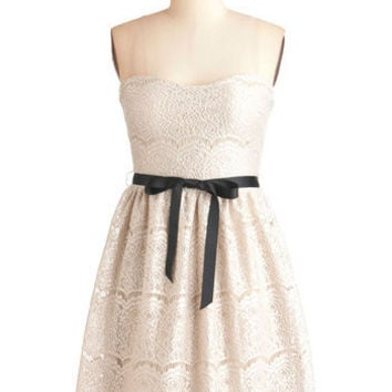 Exquisite Visit Dress | Mod Retro Vintage Dresses | ModCloth.com