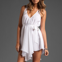 KIMBERLY TAYLOR Tyra Dress in White at Revolve Clothing - Free Shipping!