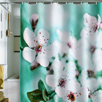 DENY Designs Home Accessories | Lisa Argyropoulos Echo Shower Curtain