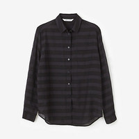 BOBBY STRIPE BUTTON DOWN