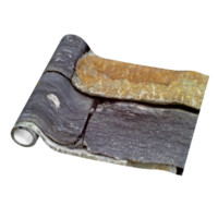 Stone wall gift wrap paper