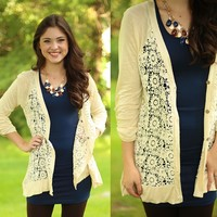 Crochet For Days Cardigan