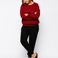 Alice & You | Alice & You Textured Sweat at ASOS