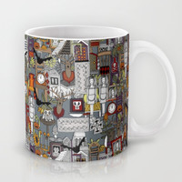 HALLOWEEN SUPPER XIII Mug by Sharon Turner | Society6