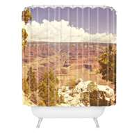 Lisa Argyropoulos So Grand Shower Curtain