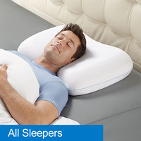 BioSense Plus™ Universal Sleep Pillow with Cool Gel Technology