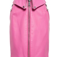 MOSCHINO | Leather Skirt | Browns fashion & designer clothes & clothing