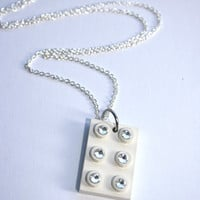 Swarovski Lego Necklace