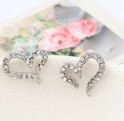 Loving Hearts Fashion Earrings | LilyFair Jewelry