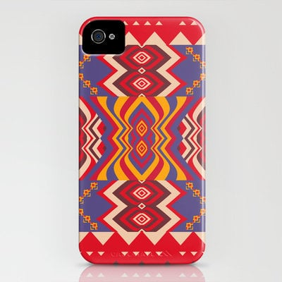 Mix #93 iPhone Case by Ornaart | Society6