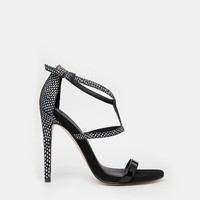 ASOS | ASOS HAPPY GO LUCKY Heeled Sandals at ASOS
