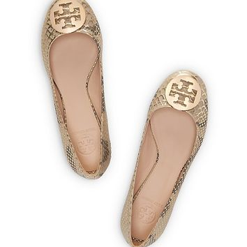 Tory Burch Reva Spotted Ballet Flat