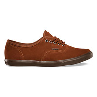 Vans Suede Authentic Lo Pro (monks robe)