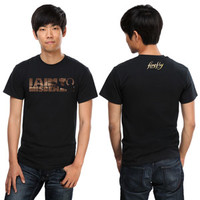 Exclusive Aim To Misbehave T-Shirt - Black,