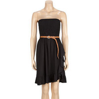FULL TILT Ruffle Smock Tube Dress 194836100 | Dresses | Tillys.com