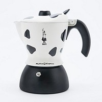 Bialetti Mukka Express 1-Cup Cappuccino Maker in Cow Print - Urban Outfitters