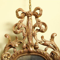1STDIBS.COM - Philip Colleck, Ltd. - Antique Chippendale period carved giltwood girandole