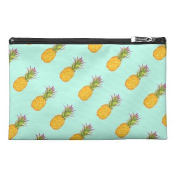 Pineapples - Travel Accessory Bag