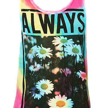 B2 – ALWAYS AND FOREVER TANK TOP