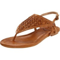 FRYE Women's Madison Woven Thong Sandal - designer shoes, handbags, jewelry, watches, and fashion accessories | endless.com