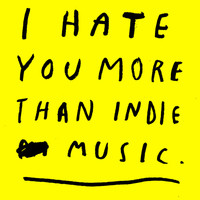 INDIE MUSIC Art Print by WASTED RITA   Society6