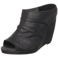 Joe`s Jeans Women`s Finley Mule,Black,8.5 M US